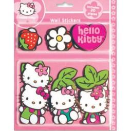 Formes en mousse Hello Kitty