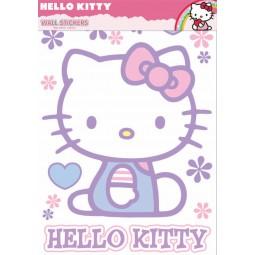 Mega sticker Hello Kitty Mauve