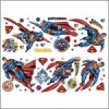 Stickers muraux Superman