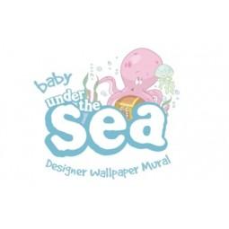 Walltastic Peintures murales Baby Under the Sea
