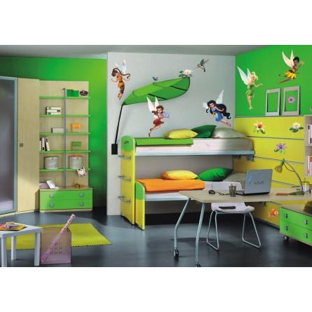 Disney Winnie l\'Ourson - Kit décoration chambre - 79 pièces - Déco ...