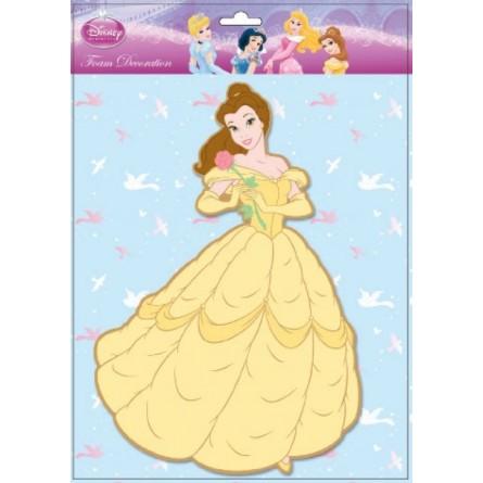 Elément en mousse Disney Princess Belle