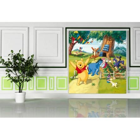horloge murale monstre compagnie d co de r ve. Black Bedroom Furniture Sets. Home Design Ideas