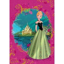 Fresque murale La Reine des Neiges Anna Frozen Disney papier peint Maxi poster