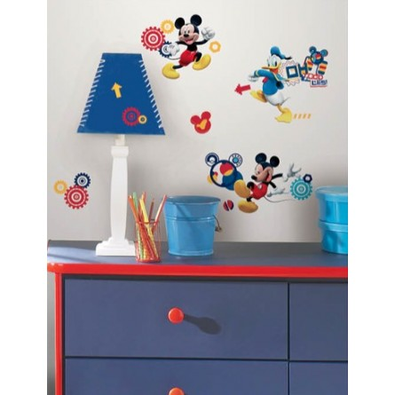 Stickers Mickey Mouse, Clubhouse Capers