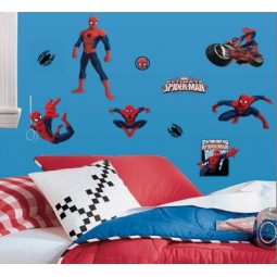 Stickers Ultimate Spiderman