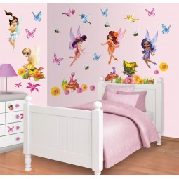 Disney Magical Fairies - Kit décoration chambre
