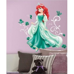 Stickers Géant Princesse Ariel Disney