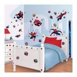 Kit Décoration chambre Spiderman