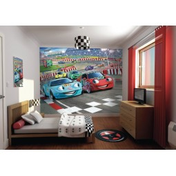 Walltastic Peintures murales Car Racers Papier peint Maxi poster Fresque