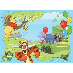 FRESQUE MURALE WINNIE L'OURSON DISNEY PAPIER PEINT MAXI POSTER