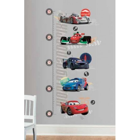 Stickers Cars Toise Disney