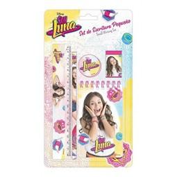 Set Papeterie 5 accessoires Soy Luna
