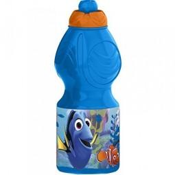 Gourde Plastique Bleue 400ml Dory et Némo - Disney