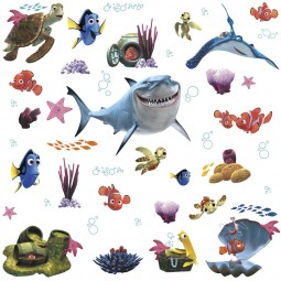 44 Stickers de Némo et tous ses Amis