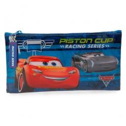 Trousse scolaire Cars 3 Piston Cup Bleue