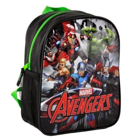 Sac à dos Avengers Noir 28cm