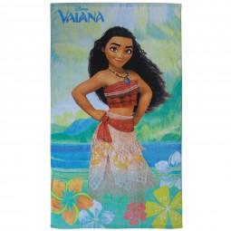 Serviette de plage Vaiana - Disney