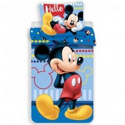 Housse de couette Mickey...