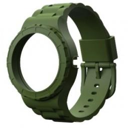 Bracelet vert pour montre modulable