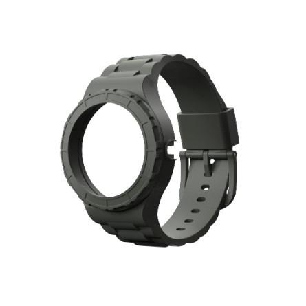 Bracelet taupe pour montre modulable