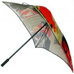 Parapluie carré Le chat noir