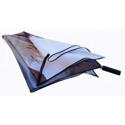 Parapluie carré Purs sangs - Fabrication Française